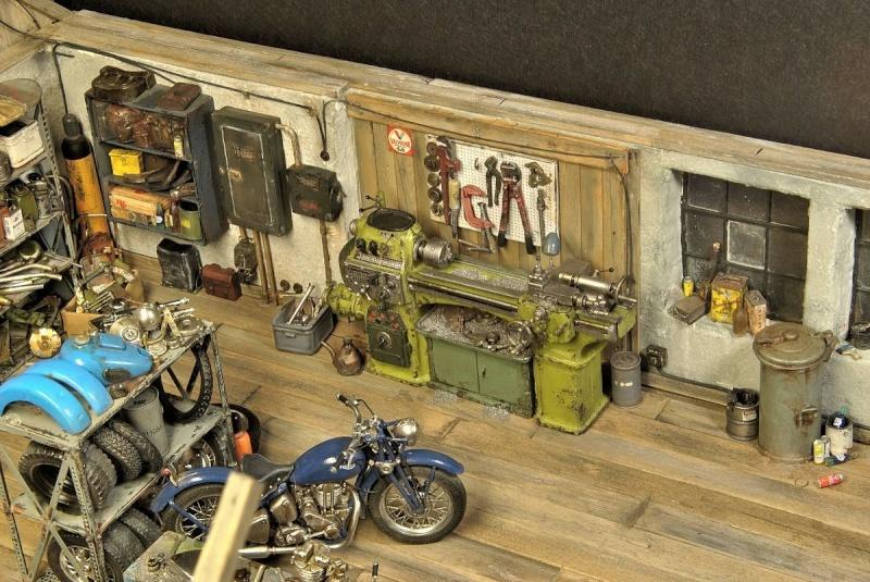 maquettes atelier r aliste. Black Bedroom Furniture Sets. Home Design Ideas