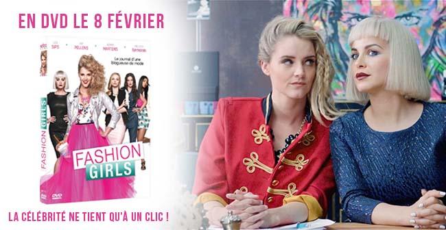 concours] tentez de gagner des dvd de fashion girls | ciné-média