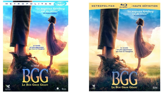 Actualite Dvd Blu Ray Le Bgg Le Bon Gros Geant