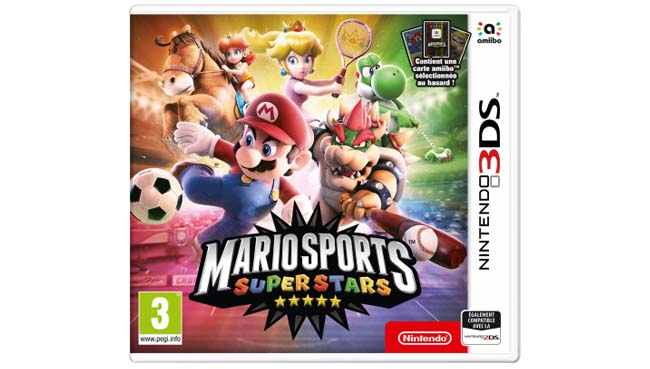 3ds mario sport superstar