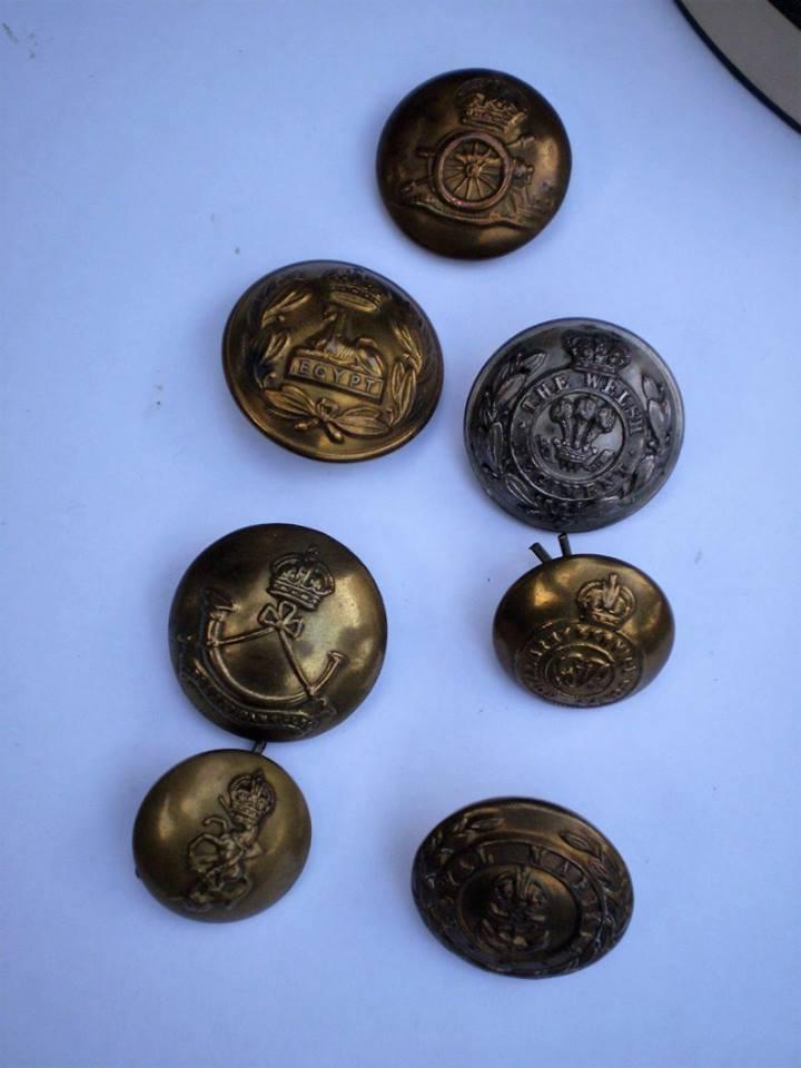 Button ID - British & Commonwealth Military Badge Forum
