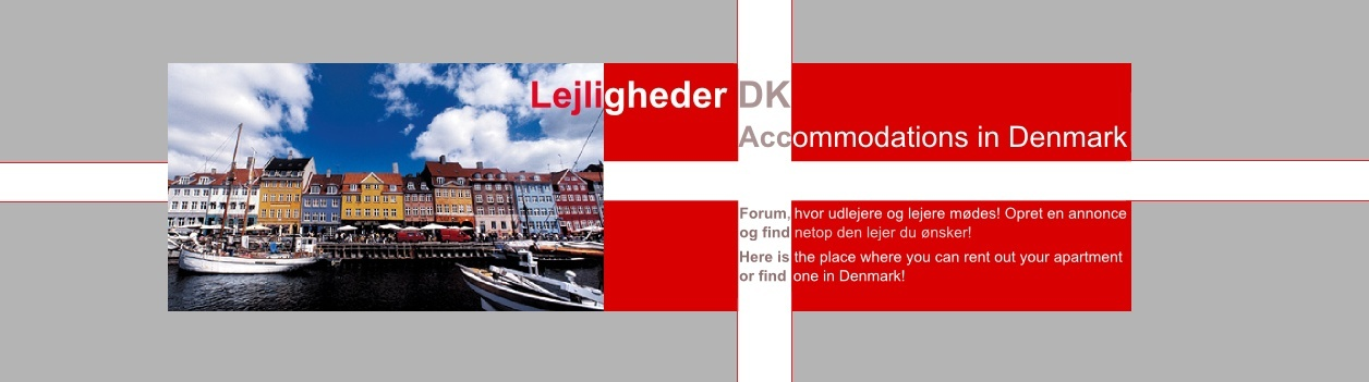 Lejligheder DK - Accommodations in Denmark