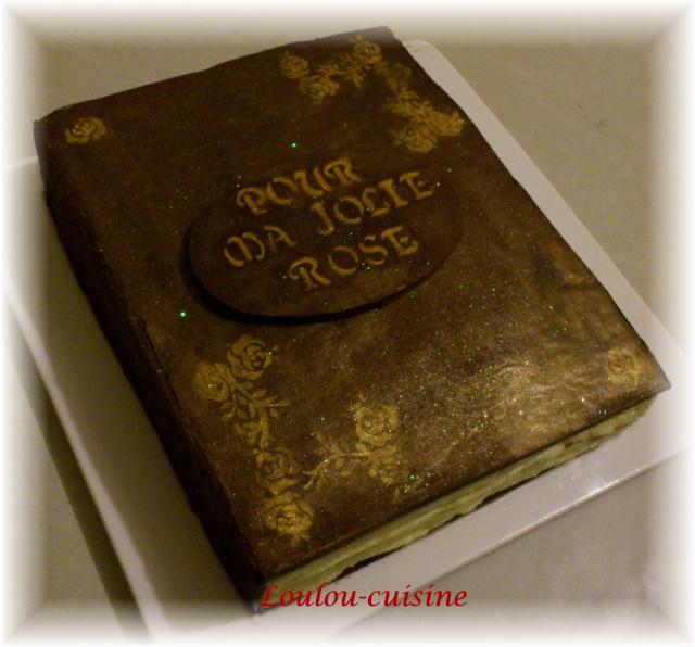 G teau livre ancien la cuisine de loulou for Anciens livres de cuisine