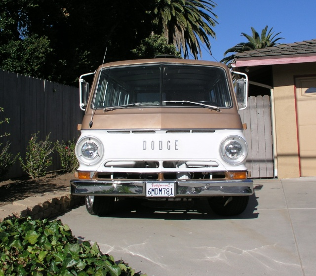 Dodge A100 in Santa Barbara, California
