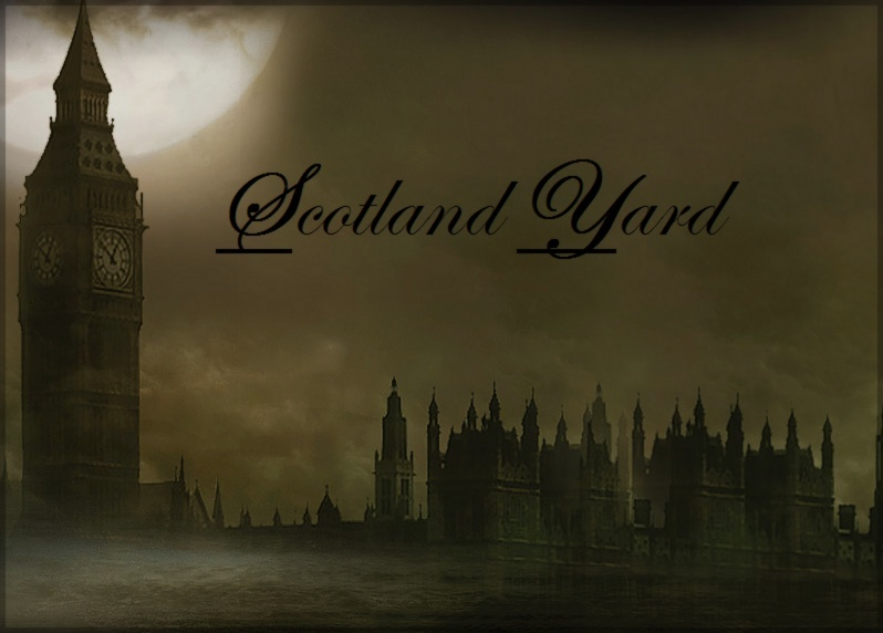 Scotland Yard :: We lead by example