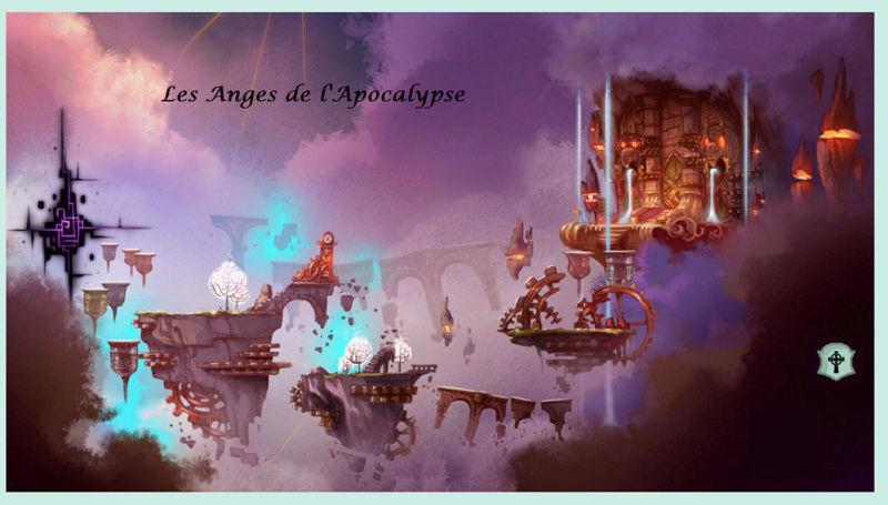 Les Anges de l'Apocalypse