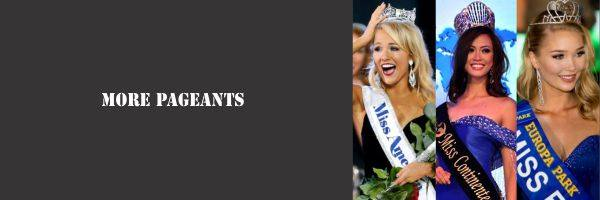 More Pageants