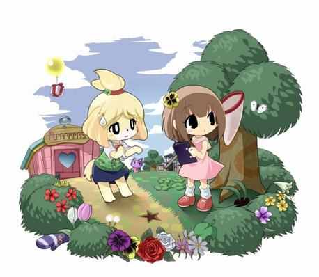 BIENVENUE SUR ANIMAL CROSSING CITY ET AMIIBO