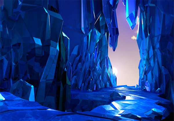 La caverne aux merveilles