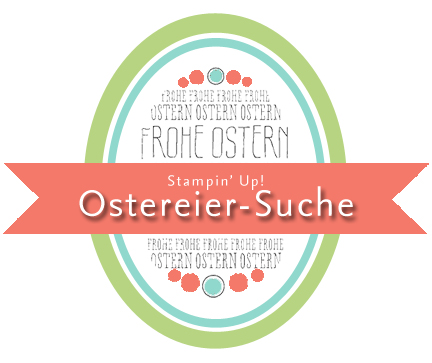 STAMPIN' UP! Ostereiersuche 2017 - Logo