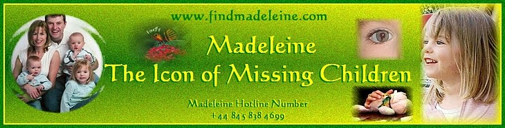 Prayer of hope for madeleine mccann