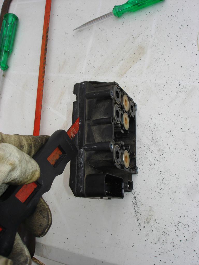 Réparer Son Boitier électronique Dabs Tracs 850svc70