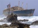 épaves de bateaux