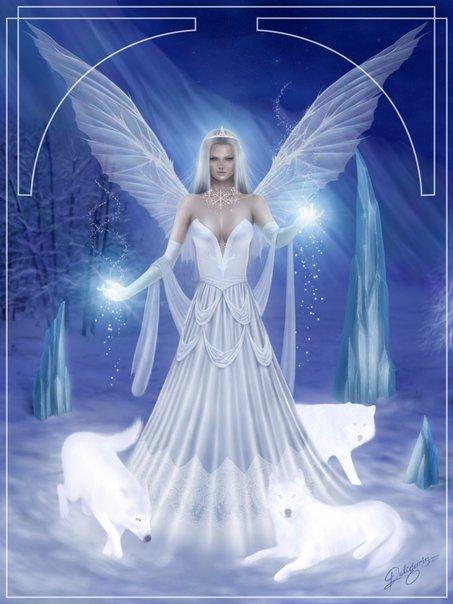 dans fond ecran anges bleus ange_b11