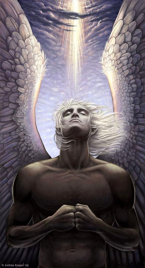 dans fond ecran ange archan10