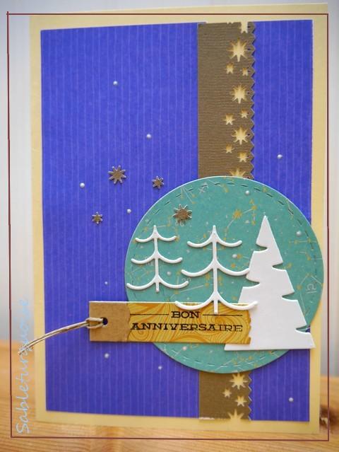 Quelques cartes de décembre !