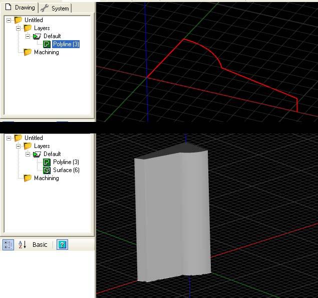 Freemill phase post id - Logiciel pour creer une piece en 3d ...