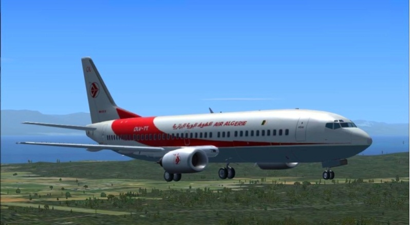 ALGERIE 800 FSX TÉLÉCHARGER 737 AIR