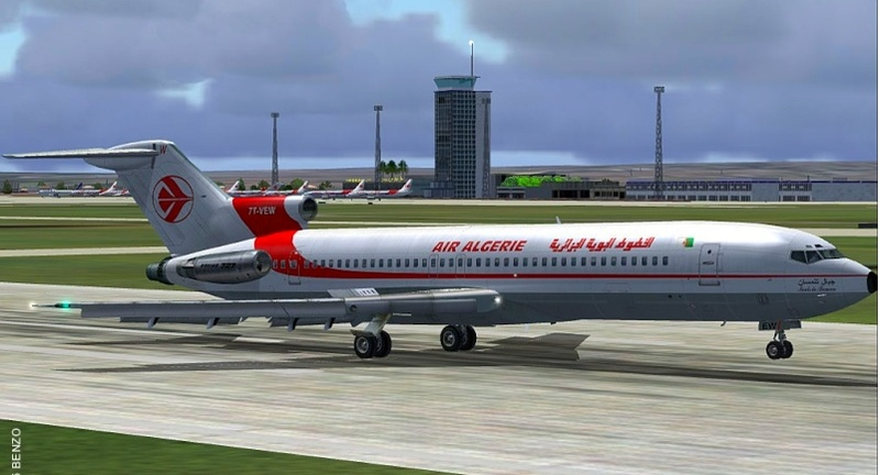 FS2004 ALGERIE TÉLÉCHARGER AIR AVION