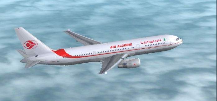 AVION AIR ALGERIE FS2004 TÉLÉCHARGER