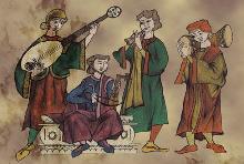 Musica y Danzas Medievales