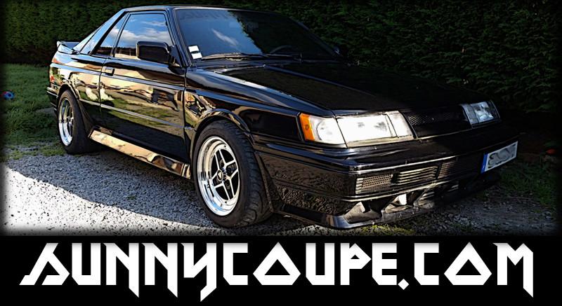 La Nissan Sunny Coupé (86/91)