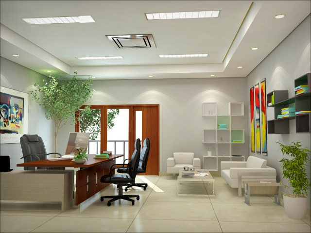 Vice principal 39 s office for Principal room design