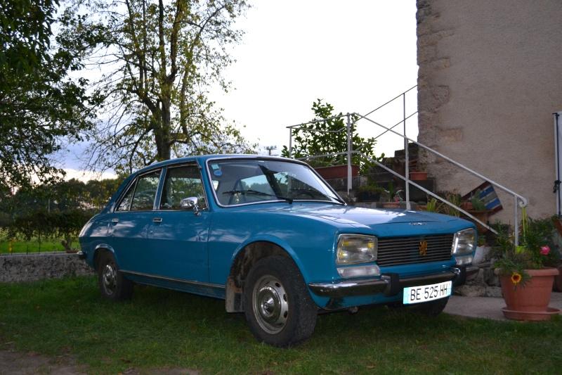 Ma Peugeot 504 Ti De 1975 Anciennes Forum Collections