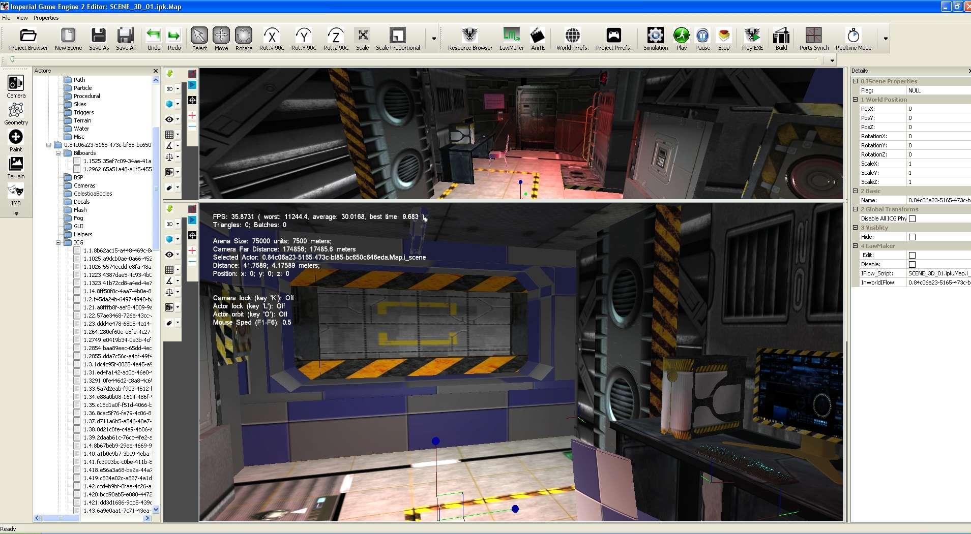Imperial Game Engine SDK 2 7 7 released - Page 5 - Ogre Forums