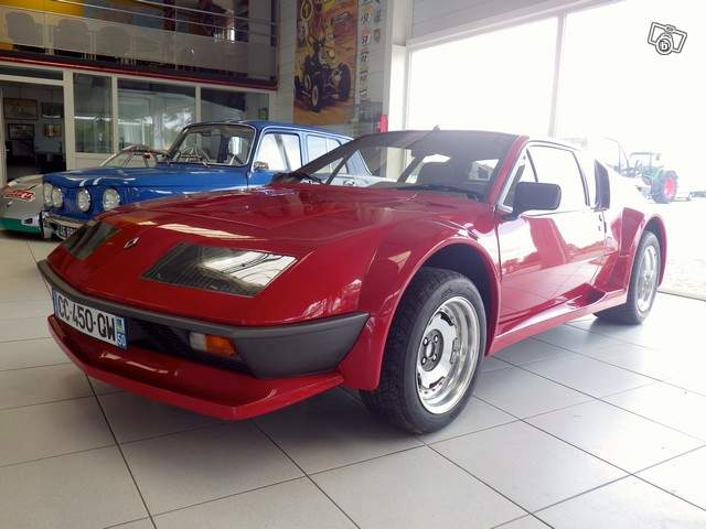 renault alpine a310 v6 a vendre. Black Bedroom Furniture Sets. Home Design Ideas