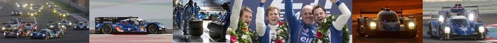FORUM ALPINE GTA et A610 - ALPINE A460 : Championne du monde en LMP2