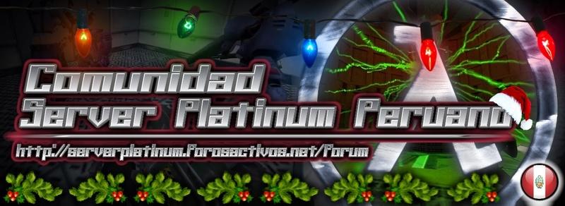 Server Platinum Peruano