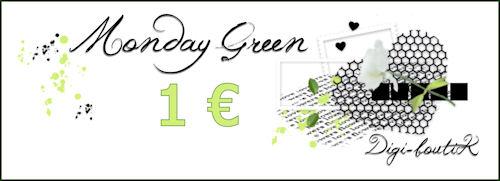 KIT happy life à 1 euro aujourd'hui! monday10