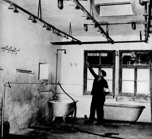 Natzweiler struthof claims for Camp du struthof chambre a gaz