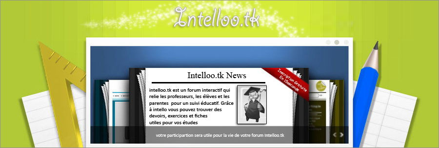 Le forum des intelligents