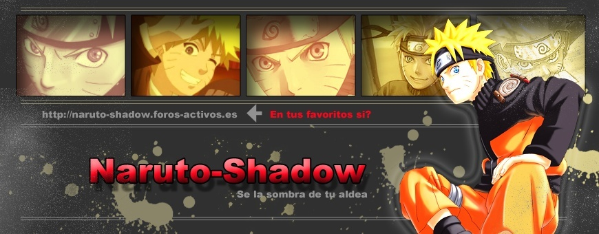 Naruto-Shadow