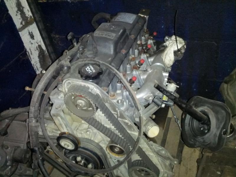 Motor 1kz Y Techo De Lona  Vendido
