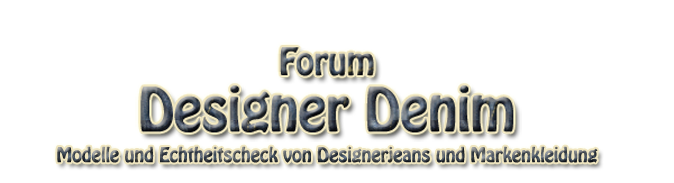 Designer Denim Forum