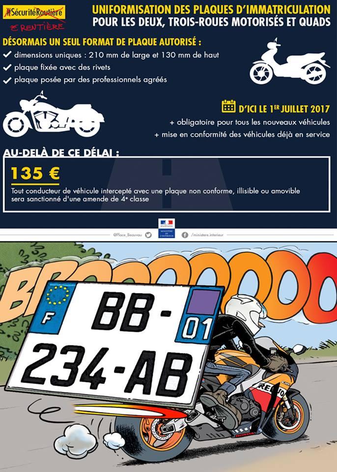juillet 2012 taille de plaque grande pour moto officiel. Black Bedroom Furniture Sets. Home Design Ideas