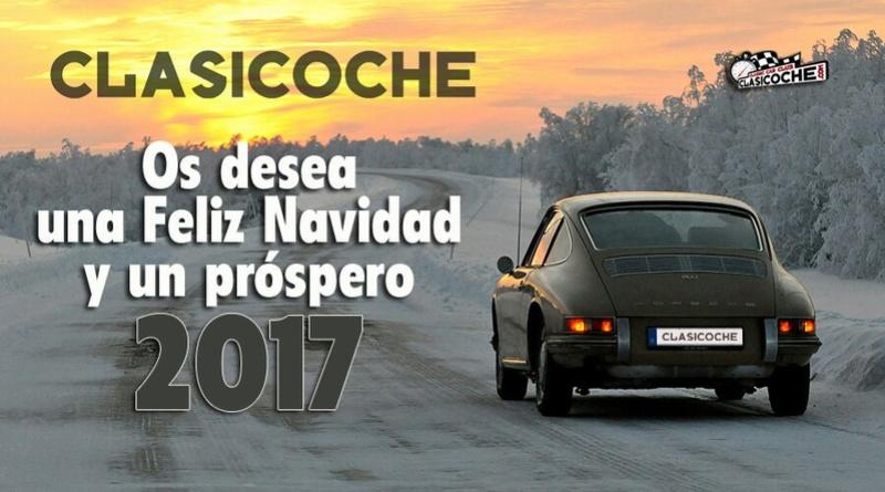•••Classic Car Club Clasicoche•••