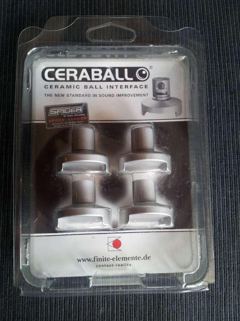 Finite elemente ceraball spider isolators used sold for Fenite elemente