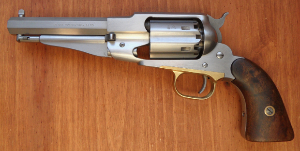 remington 1858 sheriff inox