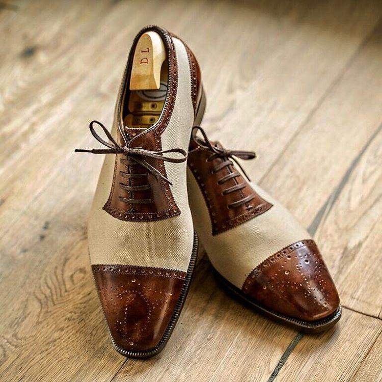 Bespoke Shoes Mens