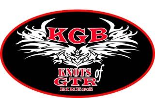 Knots of GTR Bikers