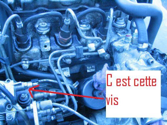 Peugeot 205d An 1996 Probleme Pompe Injection