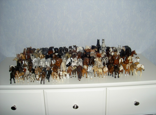 ma collection taille schleich. Black Bedroom Furniture Sets. Home Design Ideas