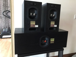 klipsch rc 62ii rb 51 speaker sold. Black Bedroom Furniture Sets. Home Design Ideas