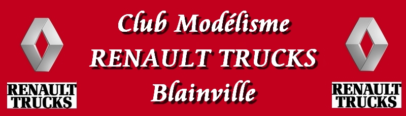 Club Modelisme RENAULT Trucks