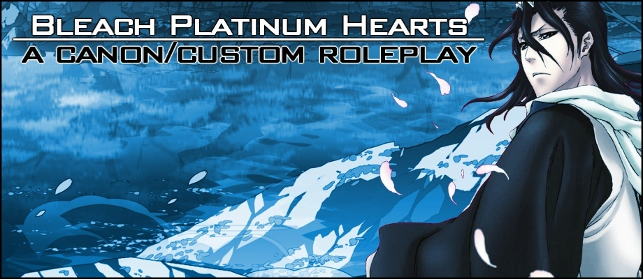 Bleach Platinum Hearts RP: Let The Rebuild Begin