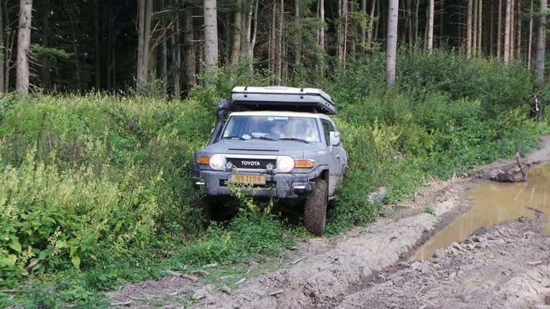 My FJCruiser is fantastic